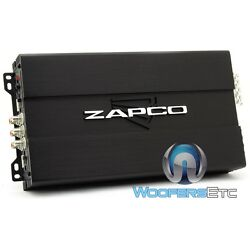 Zapco St-4x Sq 4-channel 380w Rms Component Speakers Sound Quality Amplifier New