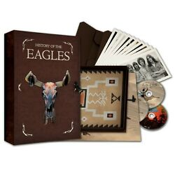 HISTORY OF THE EAGLES: SUPER DELUXE LIMITED EDITION COLLECTORS BOX SET [NEW]