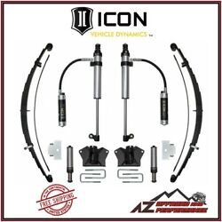 Icon Vehicle Dynamics Rxt Rear Suspension System Stage 2 For 07-20 Toyota Tundra