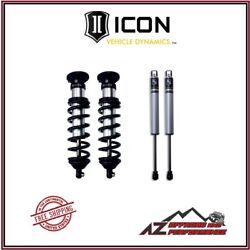 Icon Vehicle Dynamics Stage 1 Suspension System For 2000-2006 Toyota Tundra