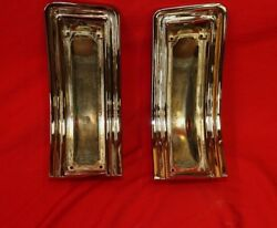 1965 Special Tail Light Bezels