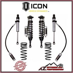Icon 1.5-3.5 Suspension System Stage 2 For 08-up Toyota Land Cruiser 200 Series