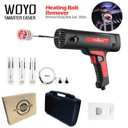 WOYO Universal Bolt Rust Remover Induction Heating Heater Removal DIY Tool Kit