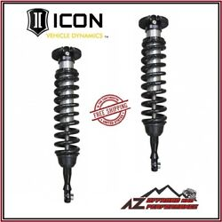 Icon Front Coil Over Shock Kit For 08-up Toyota Land Cruiser 200 Series