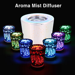 Modern LED Light Aromatherapy Essential Oil Aroma Diffuser Ultrasonic Humidifier
