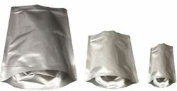 Pleasant Grove Farm 7 Mil Zip Lock Mylar Bags Stand Up Gusseted Pouches