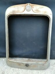 1920and039s Graham Brothers Truck Grill Shell. 1927192819291930