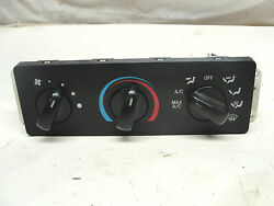 Ford Explorer F250 350 Ranger manual temp CLIMATE CONTROL unit AC Heat 95-11 OEM