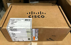 New Sealed Cisco Nim-16a 16-portexpansion Module For Isr 4321 4331