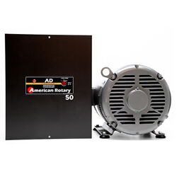 American Rotary AD50 | 50HP 240V Wall Mount AD Series Rotary Phase Converter