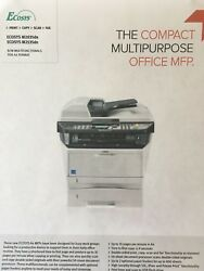 2- Kycocera - Ecosys M2035dn Bandw Copy Machines. Great For Office