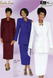 Ben Marc 2299 Womanand039s Church Usher Suit