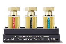 Land039artisan Parfumeur Eastern Mysteries Collection 3 X 30ml/0.7oz New In Box