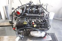 2011 2012 2013 2014 Ford Mustang Engine 3.7l Vin M 8th Digit 11 12 13 14 80k