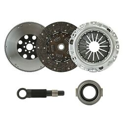 CLUTCHXPERTS CLUTCH+15LBS FLYWHEEL KIT For 1990-1996 NISSAN 300ZX 3.0L NON-TURBO