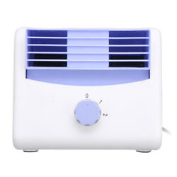 12V 24V Portable Blue Car Leafless Air Conditioner Fan Air Cooling Conditioner