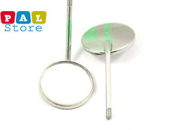 100pcs Set Of Dental Mouth Mirrors 5 Front Surface Mirrors Dental Instrument