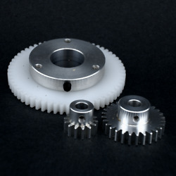 Premium Replacement 14 28 And 60 Tooth Reproduction Atari Gear Kit