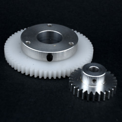 Premium Replacement 28 And 60 Tooth Reproduction Atari Gear Kit