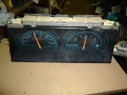 Speedometer Without Trip Odometer With Floor Shift Fits 88-89 Corsica 21895