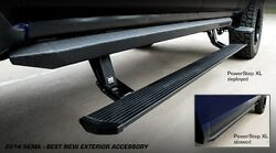 Amp Research Powerstep Xl Running Boards 17-18 Ford F Series Super Duty Crew Cab
