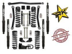 Rock Krawler 3.5 Adventure Series 1 Kit Tt Shocks 07-18 Jeep Wrangler Jku 4dr