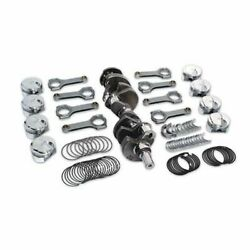 New Premium Forged Scat Rotating Assembly I-beam Rods Fits Chevy 407 1-41255bi