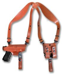 Shoulder Holster Double Magazine Carrier Springfield 911 380 Acp 2.7bbl 1337