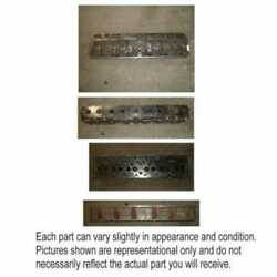 Used Cylinder Head Fits Allis Chalmers D19