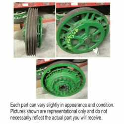 Used Dual Range Cylinder Gear Case Assembly Compatible With John Deere 9400