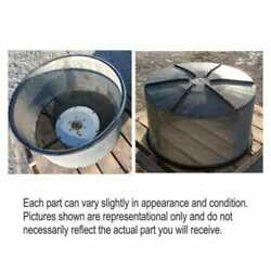 Used Rotary Screen Basket Compatible With International 1480 1460 1470 194222c1