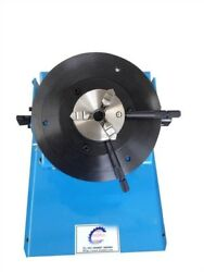 10kg Light Duty Automatic Welding Positioner With K11 80mm 3-jaw Chuck 220v Y Ii