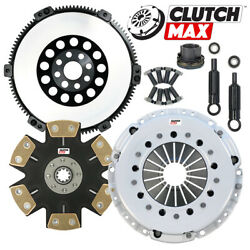 Cm Stage 5 Hd Clutch Kit And Chromoly Flywheel For Bmw 323 325 328 E36 M50 M52