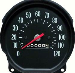 Oer 6493057a 1970 Chevy Chevelle Ss And Monte Carlo 120mph Speedometer