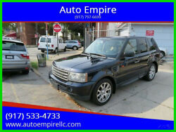 2007 Land Rover Range Rover Sport HSE 4dr SUV 4WD 2007 HSE 4dr SUV 4WD Used 4.4L V8 32V Automatic 4WD SUV Premium Moonroof