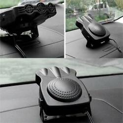 12V 150W Auto Car Heater Portable Heating Fan Windshield Defroster Demister