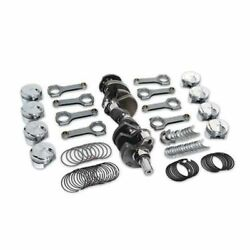 New Premium Forged Scat Rotating Assembly H-beam Rods Fits Ford 393 1-46256