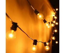 New Festoon String Light - 11m Lovely Bright But Mellow Glow Connectable Lights