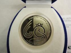 2008 Independence Day Coin Israeland039s 60th Anniversary Proof 1/2oz Gold 10nisrare