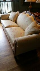 Early 1900's Antique Victorian Sofa Couch