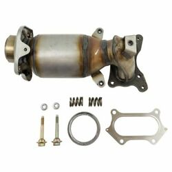 Engine Exhaust Manifold W/ Catalytic Converter Gaskets And Hardware Kit For Cr-v