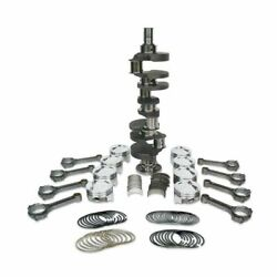 New Scat Rotating Assembly I-beam Rods Fits Ford Fe 390 Block 482 1-94663bi