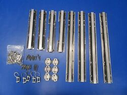 Beech Baron 58p Seat Rails And Stops 0818-279