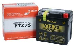 Yuasa Ytz7s Ktm Exf And03905-and03910 Agm High Performance Activated 12 Volt Battery