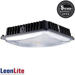 65w Led Slim Canopy Light 5000k Daylight 300w-350w 6700lm Mh/hid Replacement