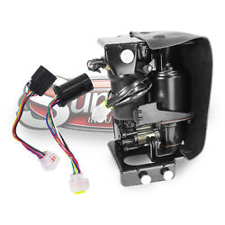 2002-2013 Cadillac Escalade Ext Autoride Air Suspension Compressor Pump In Cage