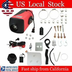 5000W Auto Air diesel Heater PLANAR 5kW 12V for trucks motor-home boat bus US
