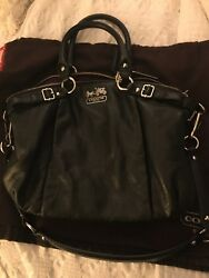 Coach Black Handbags $97.00