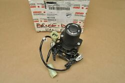 New Oem Ducati 2013 Diavel Hands Free Ignition Switch 28611244b