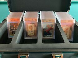 Sold Out Blackout Edition Deluxe Graded Card Storage Boxes Bgs Sgc V. 2.0